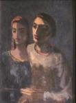 nicht signiert. Rückseite: Erich Seidel, Rabenau/Dresden Malerehepaar