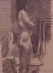 rechts unten mit Bleistift: E. Seidel.